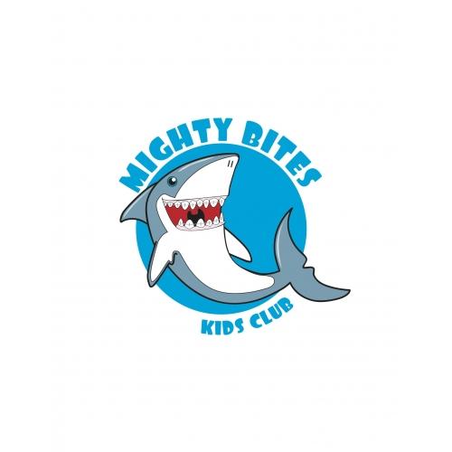 Mights Bites Kids Club Logo Design